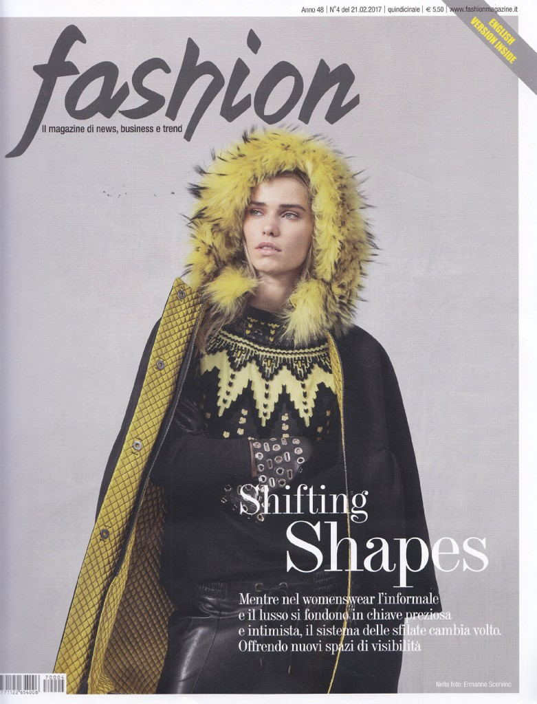 Fashion 21 febbraio 2017