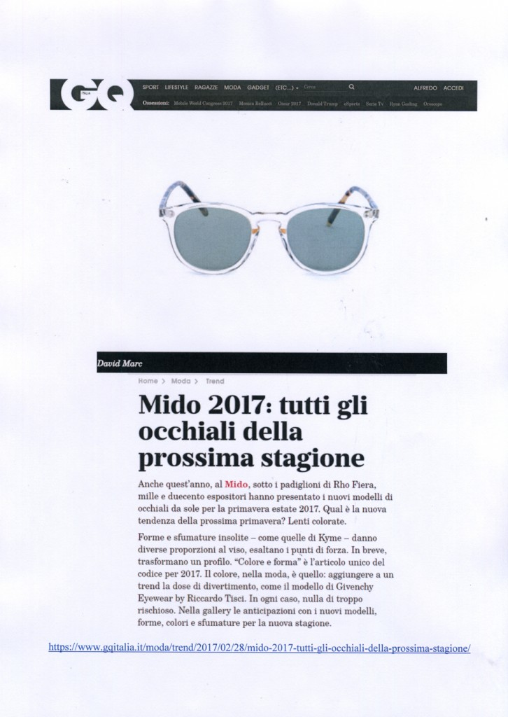 www.gqitalia.it 28 Febbraio 2017