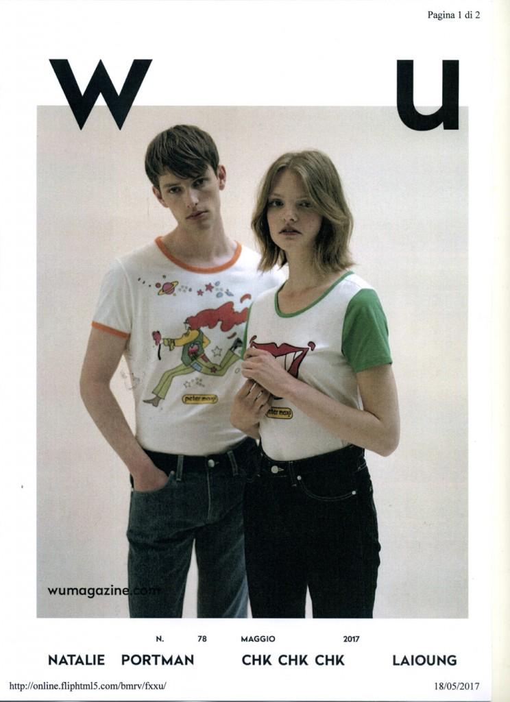 Wu Magazine Maggio 2017